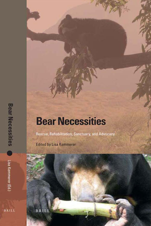Bear Necessities book cover
